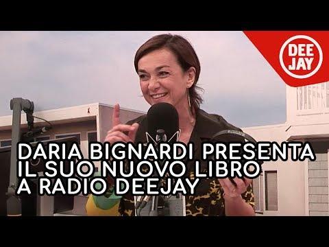 Daria Bignardi presenta il suo nuovo libro
