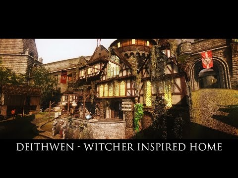 Full Download Skyrim Mod Review Solitude Tree House