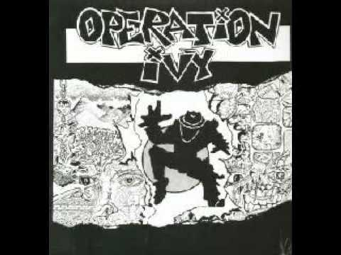 Operation Ivy - Lint: The King Of Ska