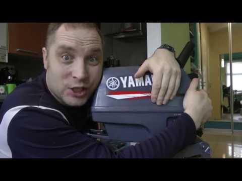 Yamaha 3 , покупка лодочного мотора Б. У. Как выгодно купить лодочный мотор.