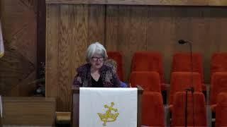DUMC Sermon April 18, 2021