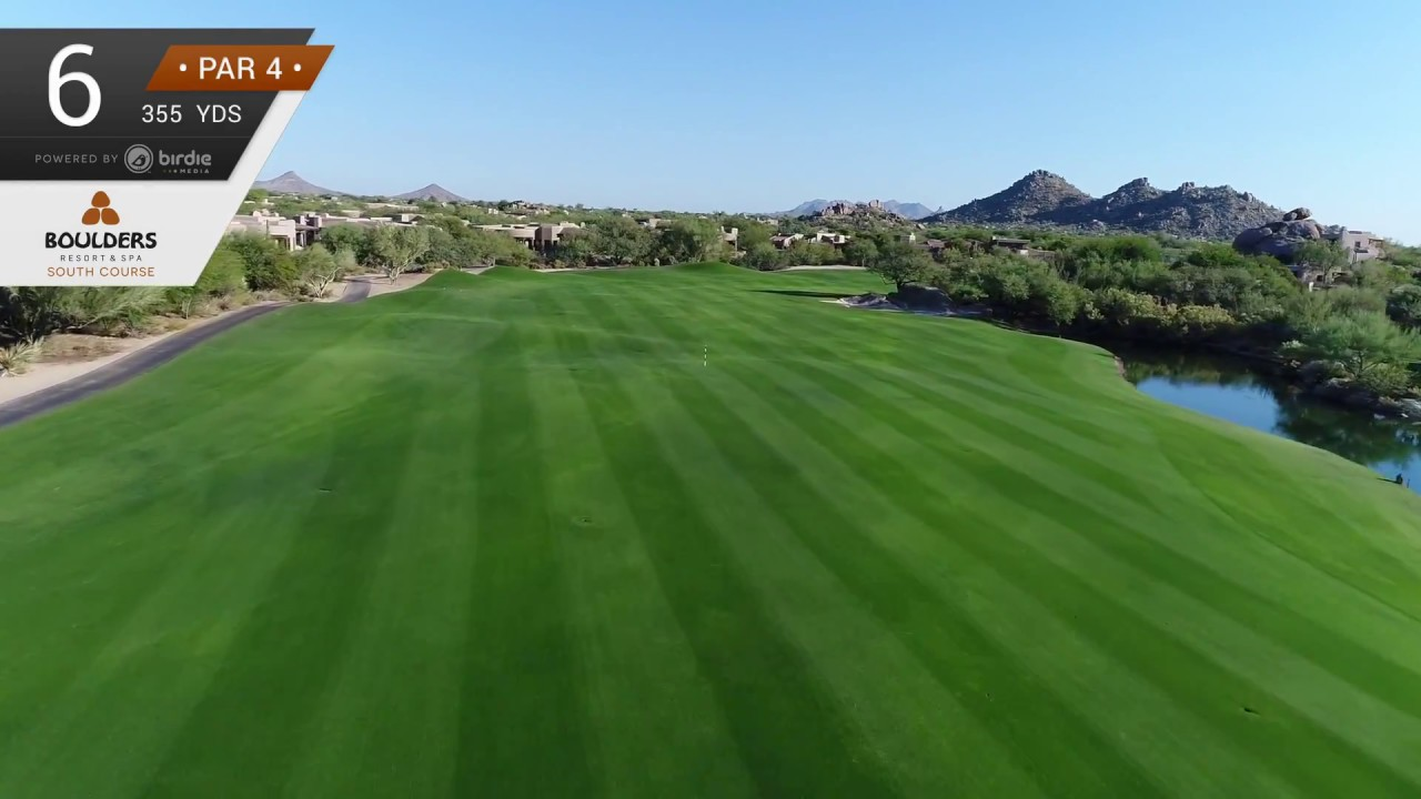 the boulders golf club south course hole 6 youtube. Black Bedroom Furniture Sets. Home Design Ideas