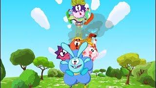 Как собрать друзей по-быстрому - Смешарики 2D |Мультфильмы для детей