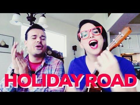 Holiday Road | UKULELE COVER | National Lampoon's Vacation / Lindsey Buckingham