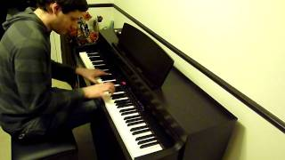 Bruno Mars - Just The Way You Are - Piano Solo