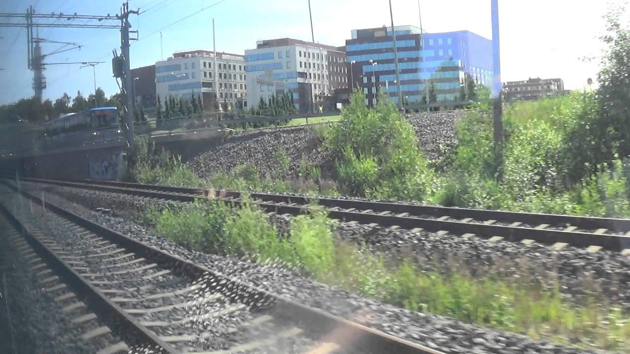 P Juna Helsinki