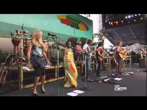 Jimmy Buffett - Gulf Shores Benefit Concert - Five O'clock Somewhere - 4