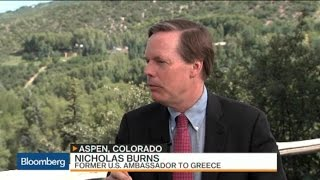 Greek Government Created 'Theater' Crisis: Burns