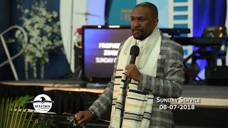 PROPHETIC WARNING TO ZEC AND MNANGAGWA BY DR PROPHET B.S CHIZA
