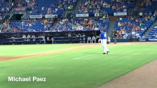 St. Lucie Mets win (July 28, 2017)