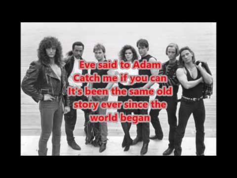 Eddie and the Cruisers - Garden of Eden (Lyrics)