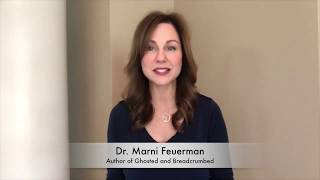 Dr. Marni Feurerman Introduces Her Self-hep Book Ghosted & Breadcrumbed (originally Posted By Nwl)