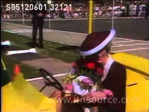 Princess Diana Driven By Young Girl