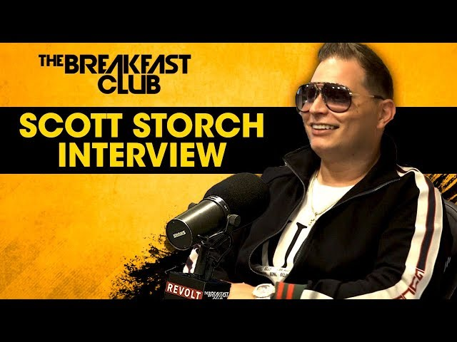 Scott Storch Reveals He Collapsed Once In Dr  Dre's Studio From Drug Use