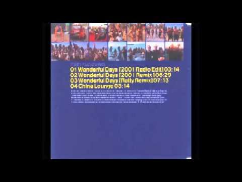 Starsplash  Wonderful Days 2001 Radio Edit