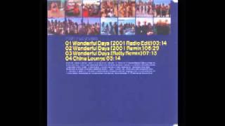 Starsplash - Wonderful Days (2001 Radio Edit)