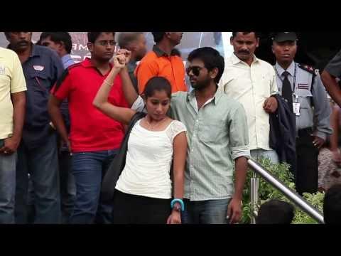 Silent Mob at Prasads Imax (Hyderabad)