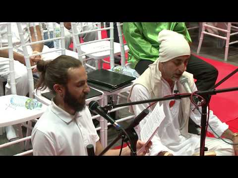 Divine Satsang Live from Moscow, Russia