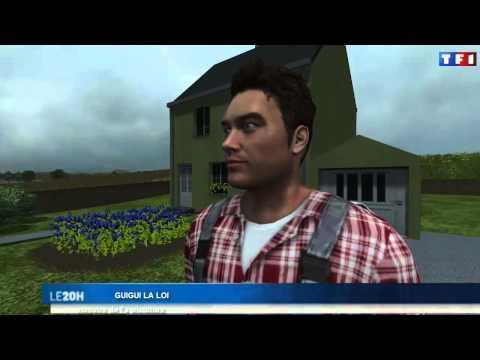 farming simulator 2013 nous sommes dans le journal  ou pas!!!!