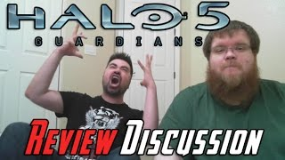 Halo 5 AngryJoe Review & Spoilers Discussion!