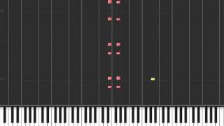 (Synthesia) The Black Eyed Peas - My Humps PIANO