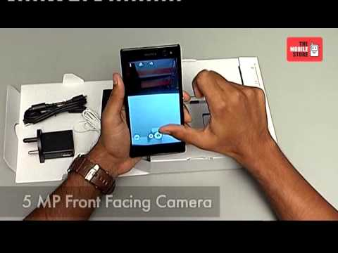 Sony Xperia C3 Unboxing & Review from The MobileStore