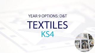 D&T TEXTILES KS4