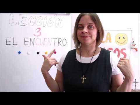 Hola amigos - 3. lekce španělštiny s misionářkou