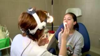 Мононуклеоз(Когда у ребенка повышается температура, болит горло, насморк, появляется характерный храп во сне , пропадае..., 2015-06-22T12:50:44.000Z)