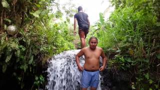 Balite Falls @ Amadeo, Cavite-Philippines