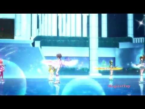 Pretty Rhythm Rainbow Live -Naru-「Hato ♥ iro ♥ toridori ~ mu」-Episode 50
