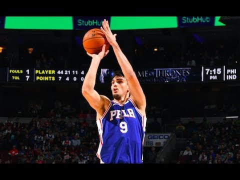 Dario Saric | Highlights vs Wizards (11.29.17) 24 Pts, 8 Rebs, 2 Asts, 1 Stl