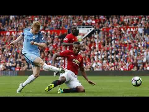 Дерби Манчестера Сити обыграл Юнайтед Видео статья