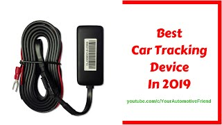 Best Car Tracking Device 2018