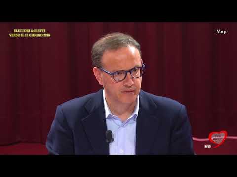 Elettori & Eletti 2017/18 010 Tonia Spina, Candidato sindaco Bisceglie