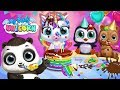 Fun Birthday and Christmas Parties! My Baby Unicorn UPDATE | TutoTOONS Cartoons & Games for Kids