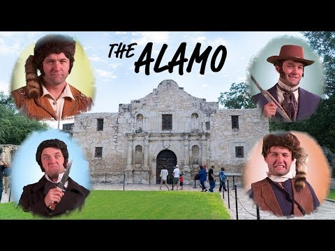 Tour Of The Alamo: A Texas Icon - The Daytripper