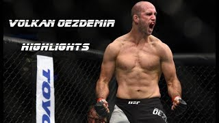 Volkan Oezdemir Highlights ||