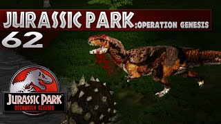 Jurassic Park: Operation Genesis - Episode 62 - In for a fight