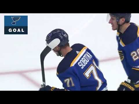 Vladimir Sobotka Goal vs TOR November 4th, 2017