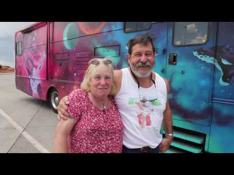 STRANGE ENCOUNTERS ON THE ROAD - (Live With Russell's Parents, 2016) #JAMINTHEVAN