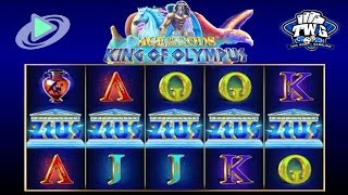 Age of the Gods: King of Olympus Online Slot from Playtech