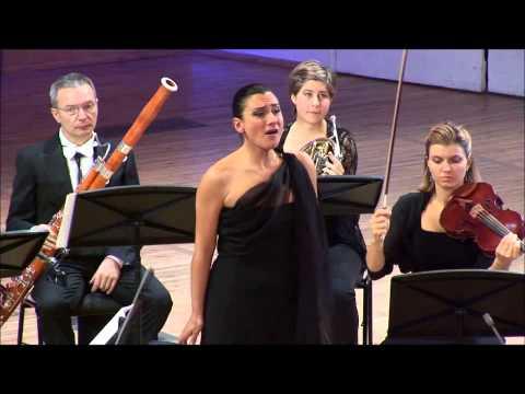 """Carmela Remigio - """"È strano!... Sempre libera"""" - La Traviata - G. Verdi."""