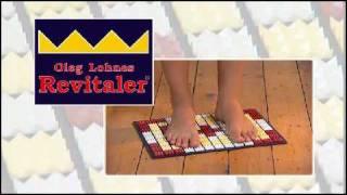 Prophylaxe gegen Durchblutungsstörungen mit dem Oleg Lohnes  Revitaler® (1/6)