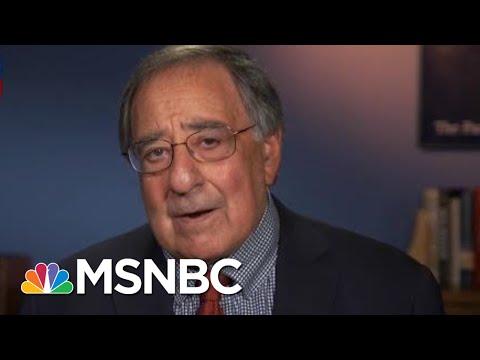 Leon Panetta: Trump Hasn't Acknowledged What Russia Did To Us | Hardball | MSNBC