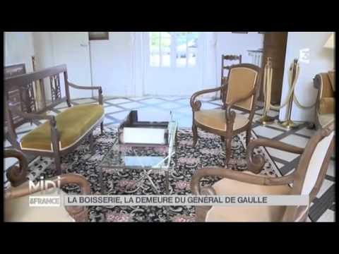FEUILLETON : La Boisserie, la demeure du général De Gaulle