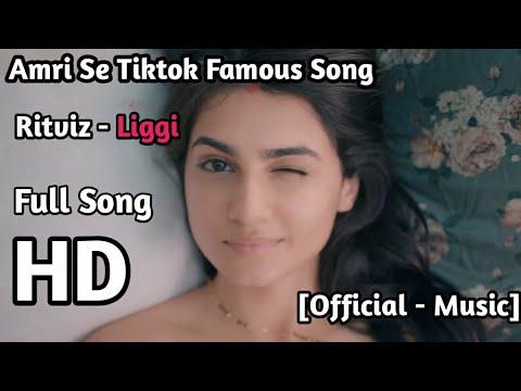 Download Amri Se TikTok Famous Song  Aa jao Na toh Sahi Full Song HD  Ritviz Liggi