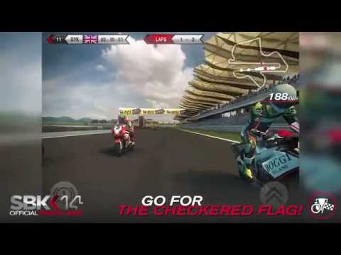 SBK14 Official Mobile Game: ANDROID TRAILER