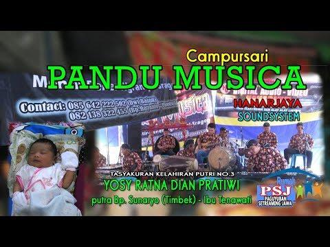 LIVE campursari PANDU MUSICA // HANARJAYA SOUNDSYSTEM... JMS SHOOTING