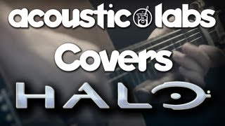 Halo Theme - Acoustic Guitar - Fingerstyle Solo